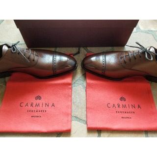 エドワードグリーン(EDWARD GREEN)の新品 CARMINA レザーソール +補強(ドレス/ビジネス)