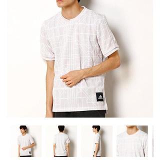 アディダス(adidas)のadidas MIDグラッフィックTシャツ(Tシャツ/カットソー(半袖/袖なし))