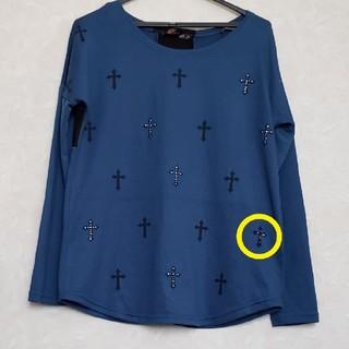 アベイル(Avail)の長袖 カットソー 十字架(カットソー(長袖/七分))