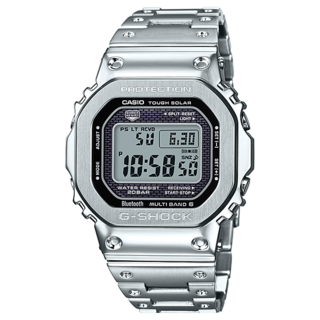 カシオ(CASIO)のGMW-B5000D-1JF  FULLMETAL SILVER  カシオ Gシ(腕時計(デジタル))