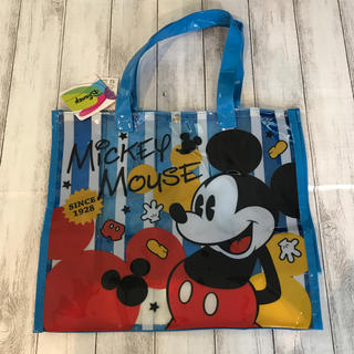 Disney - 新品・タグ付き ミッキー プールバッグ