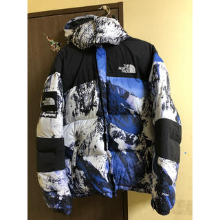 Supreme - supreme×north Face バルトロ雪山 XL