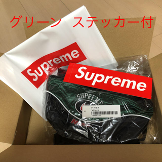 シュプリーム(Supreme)の19ss week13  SupremeNike Shoulder Bag 緑(ショルダーバッグ)