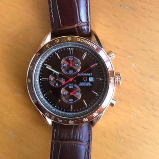 ハリーウィンストン(HARRY WINSTON)の腕時計 GUIONNET PARIS メンズ おしゃれ(腕時計(アナログ))