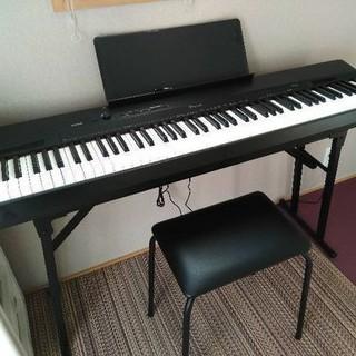 カシオ(CASIO)の【美品】電子ピアノ casio プリヴィア px160(電子ピアノ)