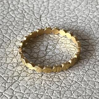 ロンハーマン(Ron Herman)のMHTマリーエレーヌドゥタイヤック ゴールドリング(リング(指輪))