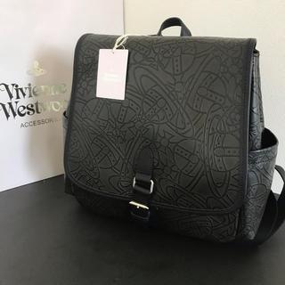 ヴィヴィアンウエストウッド(Vivienne Westwood)の❇︎新品 45000円❇︎ vivienne アーサー リュック black(リュック/バックパック)