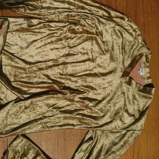 ポールスミス(Paul Smith)のポール・スミス 金色長袖カットソー(Tシャツ/カットソー(七分/長袖))