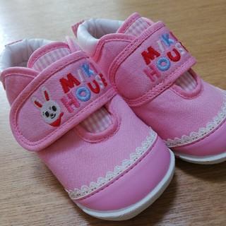 mikihouse - mikihouse うさこ シューズ 13 靴