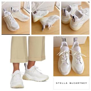 ステラマッカートニー(Stella McCartney)のEU37◇ 未使用 STELLA McCARTNEY エクリプス スニーカー(スニーカー)