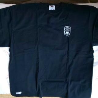 ダブルタップス(W)taps)の美品WTAPSダブルタップス バックプリントT サイズXL(Tシャツ/カットソー(半袖/袖なし))