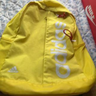 アディダス(adidas)の専用 アディダス 黄色いリュック(リュック/バックパック)