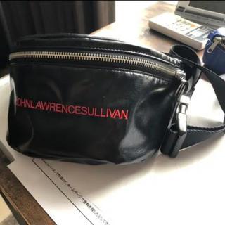 ジョンローレンスサリバン(JOHN LAWRENCE SULLIVAN)のジョンローレンスサリバン  2019SS ウエストバック(ウエストポーチ)