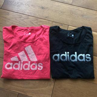 adidas - アディダス Tシャツ 二枚セット