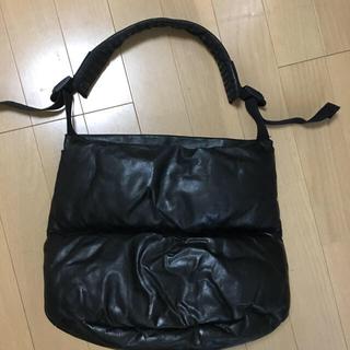 マクロマウロ(macromauro)のマクロマウロ  マクラーレン2 ブラック 黒(ショルダーバッグ)