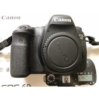 Canon - キャノン CANON 6D 一眼レフカメラ 美品