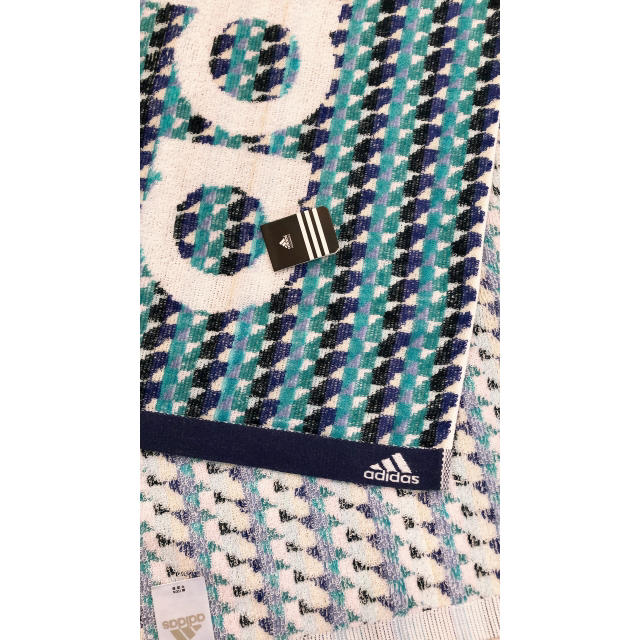 adidas(アディダス)のyuki様 専用 インテリア/住まい/日用品の日用品/生活雑貨/旅行(タオル/バス用品)の商品写真