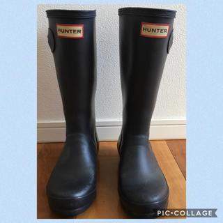 ハンター(HUNTER)のHUNTER 長靴 ハンター レインブーツ ORIGINAL KIDS 20cm(長靴/レインシューズ)