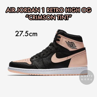 NIKE - 【新品/27.5cm】NIKE AIR JORDAN 1 RETRO HIGH