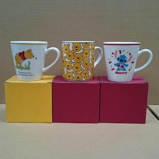 Disney - ディズニー マグカップ3個セット