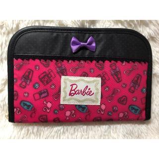 バービー(Barbie)のBarbie パスポートケース マルチケース(旅行用品)