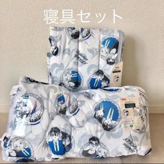 シマムラ(しまむら)の夏用 名探偵コナン 怪盗キッド 洗える肌ふとん 敷パッド 寝具2点セット(布団)