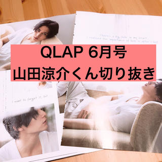 ヘイセイジャンプ(Hey! Say! JUMP)のQLAP 6月号 (アイドルグッズ)