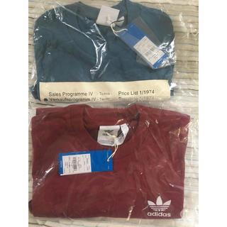 アディダス(adidas)のアディダスオリジナルス Tシャツ2枚組(Tシャツ/カットソー(半袖/袖なし))