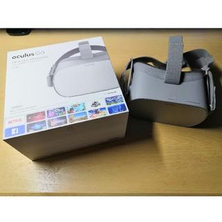 oculus go 32GB 美品 接顔パーツ付き