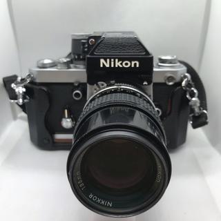 ニコン(Nikon)のNikon ニコン F2 シルバー MF一眼レフ フイルムカメラ(フィルムカメラ)
