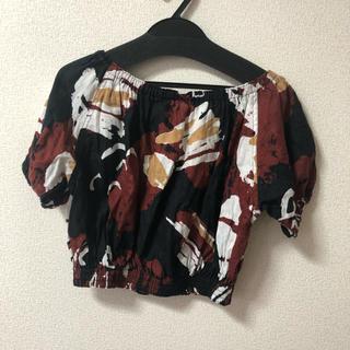 スライ(SLY)のSLY♡オフショルダー(Tシャツ(半袖/袖なし))