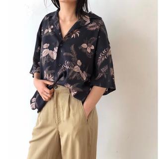 トゥデイフル(TODAYFUL)のVintage Aloha Shirts  ヴィンテージ アロハ シャツ(シャツ/ブラウス(半袖/袖なし))