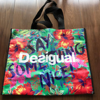 デシグアル(DESIGUAL)のdesigualショッピングバック(ショップ袋)