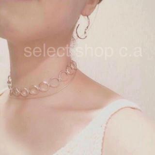 トゥデイフル(TODAYFUL)のシルバー925 スネークチェーン ネックレス silver925 ネックレス(ネックレス)