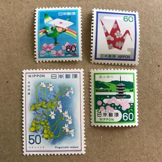 ② 60円切手×3 50円切手×1 230円分 未使用 記念切手