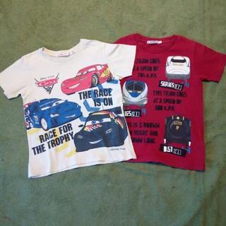 ユニクロ(UNIQLO)のUNIQLO Tシャツ 2枚セット 120㌢(Tシャツ/カットソー)