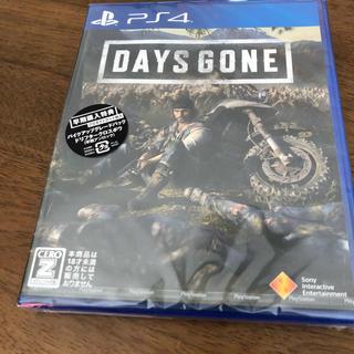 PlayStation4 - DAYS GONE新品