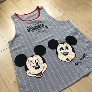 Disney - 保育士 エプロン