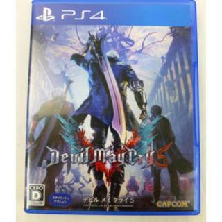 PlayStation4 - 【送料無料】 PS4 デビルメイクライ5