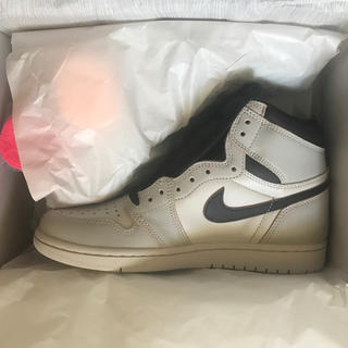 NIKE - Air Jordan 1 nike SB High OG Light Bone