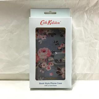 キャスキッドソン(Cath Kidston)のキャスキッドソン iPhone7 手帳型 ケース(iPhoneケース)