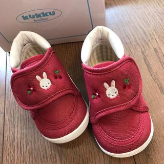 familiar - ファミリア  ベビーシューズ スニーカー 靴 12.0