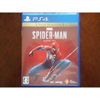 PlayStation4 - スパイダーマンps4