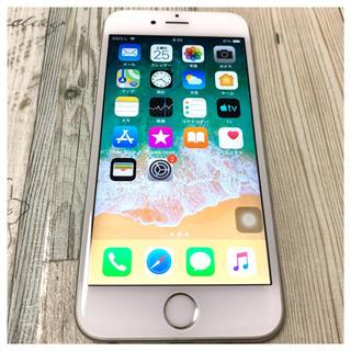 iPhone - iPhone6s 16GB シルバー Softbank スリープボタンNG