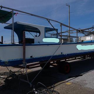 ホンダ(ホンダ)の動力漁船 ホンダ 船外機 90馬力 セット売り(その他)