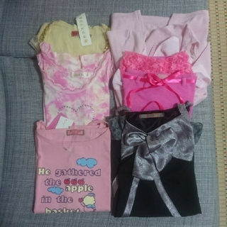 レッセパッセ(LAISSE PASSE)のレディース洋服まとめ売り6点(新品5点)(セット/コーデ)