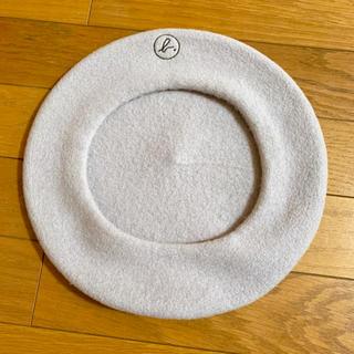 アニエスベー(agnes b.)のagnes.b ベレー帽(ハンチング/ベレー帽)