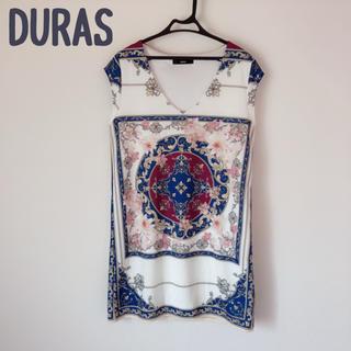 デュラス(DURAS)のDURAS タンクトップ ワンピース(タンクトップ)