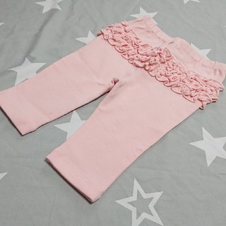 プティマイン(petit main)の専用 プティマイン フリルスパッツ パンツ 90センチ(パンツ/スパッツ)