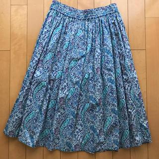 LA MARINE FRANCAISE - 【マリンフランセーズ (リバティ)】ギャザースカート